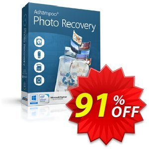 Ashampoo Photo Recovery Gutschein rabatt Brothersoft 30 Prozent Coupon Aktion: