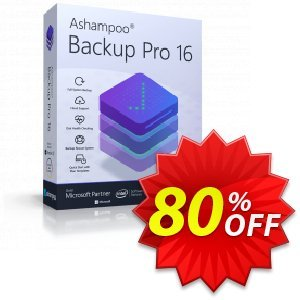 Ashampoo Backup Pro offering sales