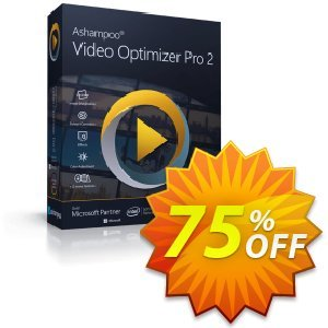 Ashampoo Video Optimizer Pro offering sales