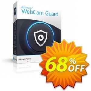 Ashampoo WebCam Guard 優惠券,折扣碼 30% OFF Ashampoo WebCam Guard, verified,促銷代碼: Wonderful discounts code of Ashampoo WebCam Guard, tested & approved