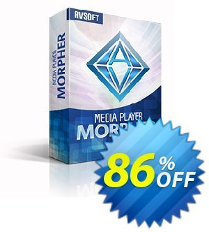 Media Player Morpher PLUS discount coupon Media Player Morpher Audio4fun offer 85% OFF - Audio4fun Media player morpher Discount 85% HJ81IT54FK