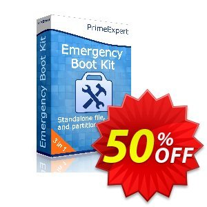 Emergency Boot Kit Coupon discount 50% OFF Emergency Boot Kit, verified