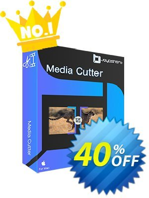 JOYOshare Media Cutter for Mac Unlimited License discount coupon 40% OFF JOYOshare Media Cutter for Mac Unlimited License, verified - Fearsome sales code of JOYOshare Media Cutter for Mac Unlimited License, tested & approved