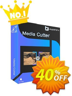 JOYOshare Media Cutter for Mac discount coupon 40% OFF JOYOshare Media Cutter for Mac, verified - Fearsome sales code of JOYOshare Media Cutter for Mac, tested & approved
