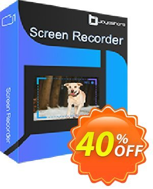 JOYOshare Screen Recorder for Mac Single License 優惠券,折扣碼 40% OFF JOYOshare Screen Recorder for Mac Single License, verified,促銷代碼: Fearsome sales code of JOYOshare Screen Recorder for Mac Single License, tested & approved