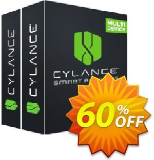 Cylance Smart Antivirus 1 year / 1 device Coupon, discount 60% OFF Cylance Smart Antivirus 1 year / 1 device, verified. Promotion: Awful deals code of Cylance Smart Antivirus 1 year / 1 device, tested & approved