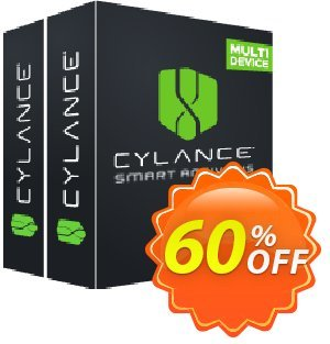 Cylance Smart Antivirus 2 year / 10 devices offering sales 60% OFF Cylance Smart Antivirus 2 year / 10 devices, verified. Promotion: Awful deals code of Cylance Smart Antivirus 2 year / 10 devices, tested & approved