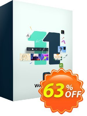 Wondershare Filmora for MAC (Annual Plan) Coupon, discount 20% OFF Wondershare Video Editor for Mac (Annual Plan) Dec 2020. Promotion: Wondrous discounts code of Wondershare Video Editor for Mac (Annual Plan), tested in December 2020