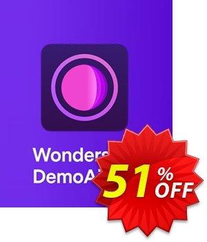 Wondershare DemoAir discount coupon 51% OFF Wondershare DemoCreator, verified - Wondrous discounts code of Wondershare DemoCreator, tested & approved