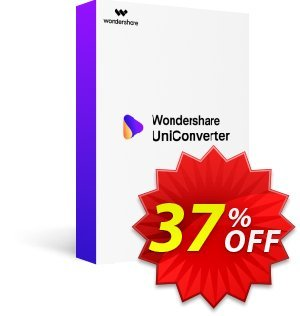 Wondershare Online UniConverter discount coupon 30% OFF Wondershare Online UniConverter, verified - Wondrous discounts code of Wondershare Online UniConverter, tested & approved