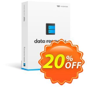 Wondershare Data Recovery for Windows Coupon discount Wondershare Data Recovery coupon for Windows -