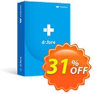 dr.fone (Mac) - Erase (Android) Coupon, discount Dr.fone all site promotion-30% off. Promotion: Wonderful promotions code of dr.fone -Android Erase(Mac) 2020