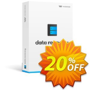 Wondershare Data Recovery for Mac割引コード・30% Wondershare Software (8799) キャンペーン: