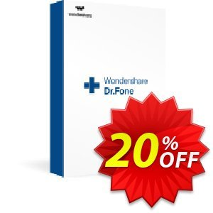 Wondershare Dr.Fone Phone Manager iOS Coupon, discount 20% OFF Wondershare Dr.Fone Phone Manager iOS, verified. Promotion: Wondrous discounts code of Wondershare Dr.Fone Phone Manager iOS, tested & approved