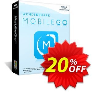 Wondershare MobileGo (MAC version) promo sales 30% Wondershare Software (8799). Promotion: