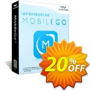 Wondershare MobileGo Coupon, discount 30% Wondershare Software (8799). Promotion: