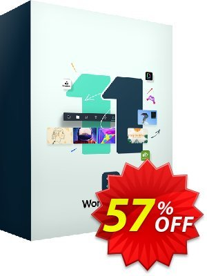 Wondershare Filmora for MAC Coupon discount 30% Wondershare Software (8799) - Wondershare Filmora Exclusive coupon for EDM (video editor) IVS-LWMW-FILM (5% Fillmora)