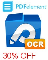 PDFelement OCR Plugin Coupon discount 30% Wondershare Software (8799) - 30% Wondershare PDFelement OCR (8799)