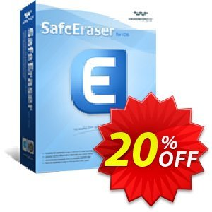 Wondershare SafeEraser for Mac 销售