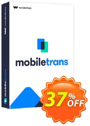 Wondershare MobileTrans for Mac promo sales 30% Wondershare Software (8799). Promotion: