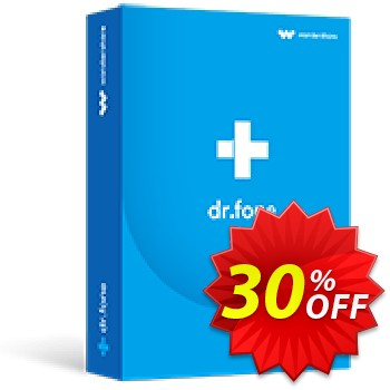 Dr.Fone (Mac) - iOS Data Recovery Coupon discount 30% Wondershare Software (8799) - 30% Wondershare Software (8799)