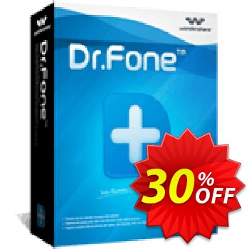 Wondershare Dr.Fone for Android Coupon discount 30% Wondershare Software (8799) - 30% Wondershare Software (8799)