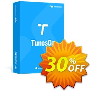 Wondershare TunesGo for Android 優惠券,折扣碼 30% Wondershare TunesGo (8799),促銷代碼: 30% Wondershare Software (8799)