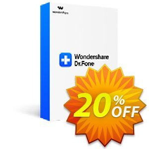 Wondershare Data Recovery Bootable Media discount coupon 30% Wondershare Software (8799) - 30% Wondershare Software (8799)