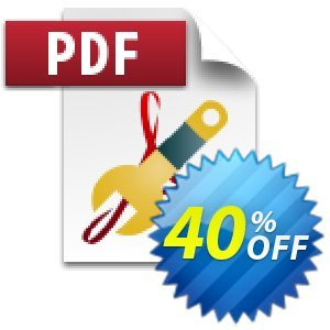 PDF to X (1 Week License) discount coupon 41% OFF PDF to X (1 Week License), verified - Awesome offer code of PDF to X (1 Week License), tested & approved