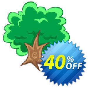 1Tree Pro Single License discount coupon 40% OFF 1Tree Pro Single License, verified - Awesome offer code of 1Tree Pro Single License, tested & approved