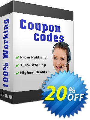 Scan to FlipBook discount coupon A-PDF Coupon (9891) - 20% IVS and A-PDF