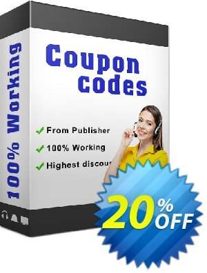 FlipBook Builder Coupon, discount 20% IVS and A-PDF. Promotion: 20% IVS and A-PDF