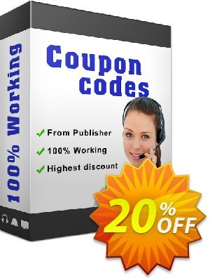 Image to Flash Magazine Coupon, discount 20% IVS and A-PDF. Promotion: 20% IVS and A-PDF