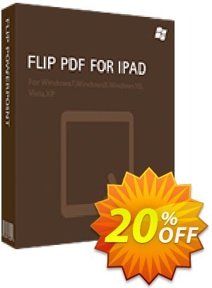 Flip PDF for iPad Coupon discount A-PDF Coupon (9891) - 20% IVS and A-PDF