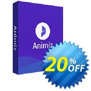 Animiz Platinum Coupon, discount 20% OFF Animiz Platinum, verified. Promotion: Wonderful discounts code of Animiz Platinum, tested & approved
