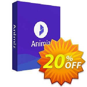 Animiz Professional Coupon, discount 20% OFF Animiz Professional, verified. Promotion: Wonderful discounts code of Animiz Professional, tested & approved