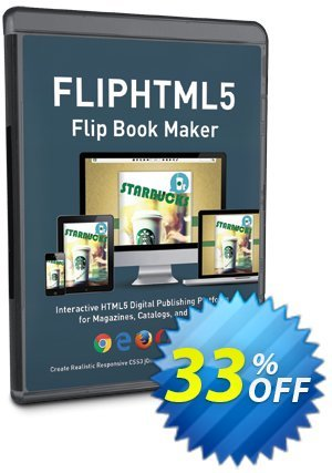 Fliphtml5 Enterprise 優惠券,折扣碼 fliphtml5 enterprise coupon,促銷代碼: fliphtml5 enterprise 