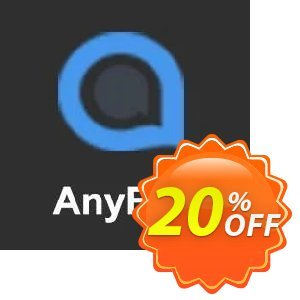 AnyFlip PLATINUM Coupon, discount 20% IVS and A-PDF. Promotion: 20% IVS and A-PDF