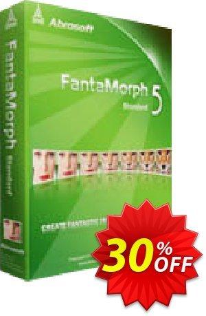Abrosoft FantaMorph Standard discount coupon Abrosoft FantaMorph Discount code - Abrosoft FantaMorph Standard Promo code