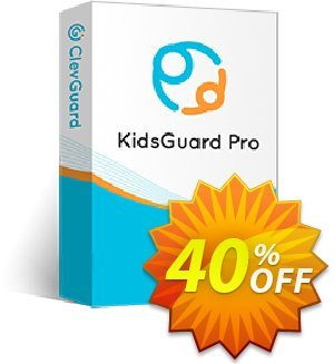 KidsGuard Pro for iOS (3-month plan) discount coupon 40% OFF KidsGuard Pro for iOS (3-month plan), verified - Dreaded promo code of KidsGuard Pro for iOS (3-month plan), tested & approved