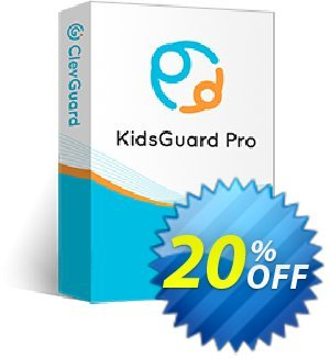 KidsGuard Pro iCloud (1-month) discount coupon 20% OFF KidsGuard Pro iCloud, verified - Dreaded promo code of KidsGuard Pro iCloud, tested & approved