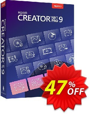 Roxio Creator NXT Pro 7 Coupon, discount 40% OFF Roxio Creator NXT Pro 7, verified. Promotion: Excellent discounts code of Roxio Creator NXT Pro 7, tested & approved