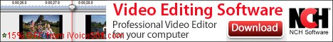 Coupon code for VideoPad Video Editor