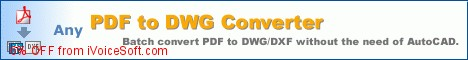Coupon code for Any PDF to DWG Converter