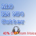 Coupon code for ALO RM MP3 Cutter