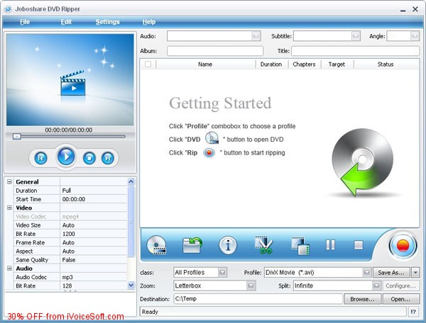 Coupon code for Joboshare VOB Converter