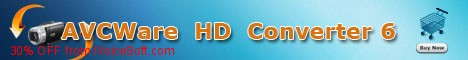 Coupon code for AVCWare HD Converter 6
