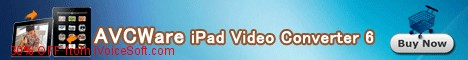 Coupon code for AVCWare iPad Video Converter 6