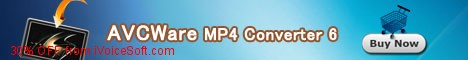 Coupon code for AVCWare MP4 Converter 6