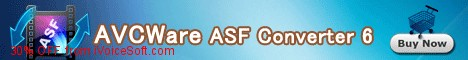 Coupon code for AVCWare ASF Converter 6